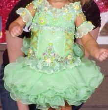 Mega Glitz Pageant Dress Made By Kerry Davis 18 Months To 3