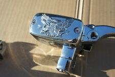 Custom Brake Master Cylinder Clutch Perch set Yamaha V Star 650 950 1100 Virago