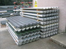Yard Stock 3m x 1m Cover Colour Coated Metal Box Profile Roofing Sheets