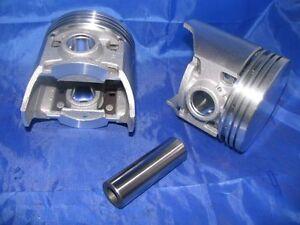 8 Pistons & Rings 54 55 56 Oldsmobile Olds 324 V8 NEW FULL SET