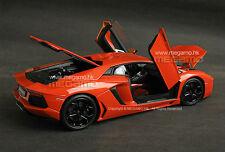 1/18 Welly FX Lamborghini Aventador LP700-4 Orange