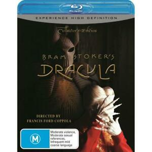 Bram Stoker's Dracula Blu-Ray **Region Free**