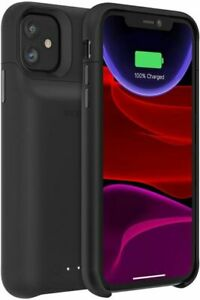 Mophie 401004409 Battery Case for Apple iPhone 11 - Black