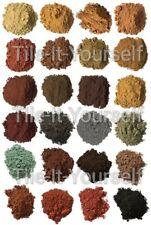 Cement Carbon Pigment Powder Colour Dye Concrete Mortar Render Grout Pointing