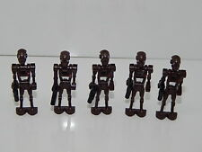 Lego Minifigure Star Wars Lot of 5 Commando Droid With Blaster Gun