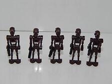 Lego Minifigure Star Wars Lot of 5 Commando Droid With Blaster Gun