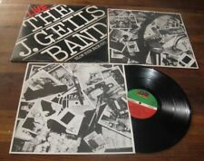 THE J.GEILS BAND - Live - Blow Your Face Out Double LP French Press Blues Rock
