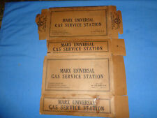 Original Box for Marx Universal Gas Service Station
