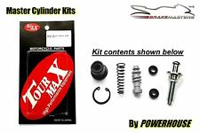 Yamaha DT125 X SM 05-08 rear brake master cylinder seal repair kit 2007 2008 DTX