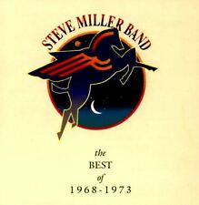 STEVE MILLER BAND the best of 1968-1973 (CD compilation) soft rock pop rock