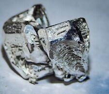 11.67 grams .999 (Ag) Crystalline Silver Crystal  Nugget