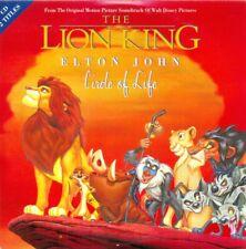 ELTON JOHN - Circle of life 2TR CDS 1994 / Disney Lion King