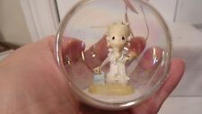Precious Moments Christmas Ornament, No Chips And No Cracks