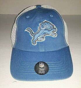 Detroit Lions NFL Stanwyk Stretch Fit Hat