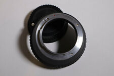 Hasselblad Lens To Canon EOS EF Adapter