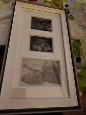 Mamas And Papas Baby Scan Photoframe