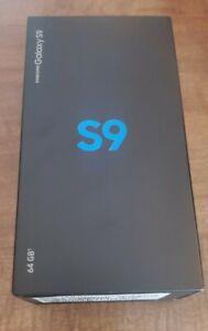 Samsung Galaxy S9 SM-G960 - 64GB - Black (AT&T)
