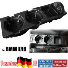 Mittelkonsole Getränkehalter auto Becherhalter For BMW E46 Cabrio Coupe Compact