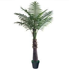 Palme cocotero arte planta arte árbol artificial planta decovego 250cm