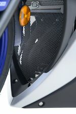 Yamaha YZF R25 2014 R&G Racing Red Downpipe Grille DG0019RE