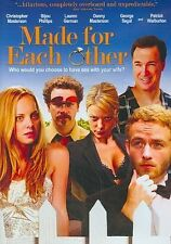 Made for Each Other (DVD, 2010) DON'T BUY FROM AUTO 3 CENTS UNDER ME   NEW