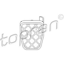 TOPRAN Pedalbelag, Bremspedal - 112 247 - Audi A3. VW Golf 5,Golf 6,Golf Plus,Pa