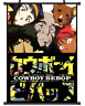 "Hot Japan Anime Cowboy Bebop Home Decor Poster Wall Scroll 8""x12"" P6"