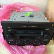 ACURA MDX 01-0 4OEM Radio BOSE Tape 6 Disc Changer CD Player3TF0 39100-S3V-A320