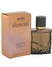 Boss Elements EDT Spray 1.6 oz. By Hugo Boss For Men ( NIB)