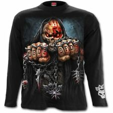 Spiral - Long Sleeve Five Finger Death Punch - Game Over - Reaper, Heavy Metal