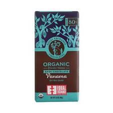 Equal Exchange - Panama 80% Dark Chocolate Bar