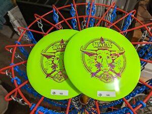 Kona Panis Waco Commemorative Star Wraith - Limited Edition - 175g - Green/Pink