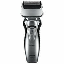 Panasonic Electric Razor Men 3 Blade Cleaner Cordless Wet Dry Trimmer Shaver New