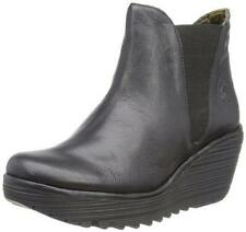 Fly London Women's Slip on Ankle Boots