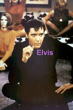 ELVIS PRESLEY CROSSED LEGS YOGA EASY COME EASY GO MOVIE SCENE PHOTO CANDID