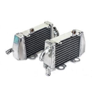 Motocross Radiatore di raffreddamento alluminio per KTM SXS 65 12 13 SX65 09-15