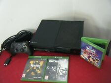XBOX ONE 500GB BUNDLE CONSOLE CONTROLLER LEADS AND 3 GAMES