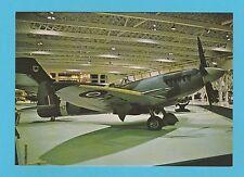 AEROPLANES -  AFTER THE BATTLE POSTCARD  -  SPITFIRE  AEROPLANE  -  CARD  P 110