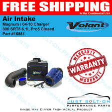 VOLANT 04-08 Magnum / 04-10 Charger 300 SRT8 6.1L Pro5 Closed Air Intake 16861