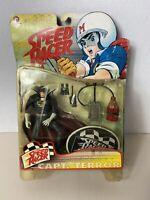 Speed Racer Series 1 Captain Terror Action Figure