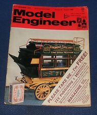 MODEL ENGINEER  4TH - 17TH DECEMBER 1970 VOLUME 136 NUMBER 3406