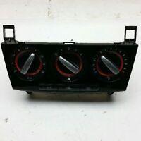 Temperature Control With AC Manual Control Fits 07-08 MAZDA 3 122028