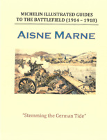 WWI British French Army 1914 Battle of the Aisne Marne History Book