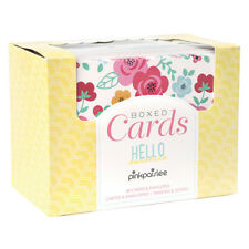 American Crafts Hello Sunshine Boxed Cards and Envelopes - Acid-Free - 40 Pieces