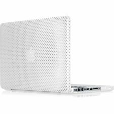 Incase Designs Corp Perforated Hardshell Case for 13inch White Unibody MacBook (
