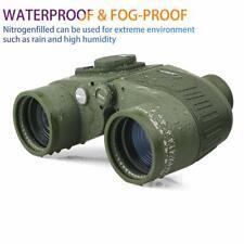 Binocular SVBONY 7x50 Military Marine Telescope Internal Rangefinder&Compass UK
