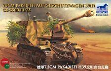 Bronco 1/35 7.5CM PaK 40 (SF) Auf Geschutzwagen 39 (F)