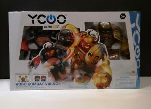 YCOO On The Go! - Robo Kombat-Vikings