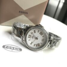 Fossil Watch * AM4576 Cecile Mini Glitz Silver Stainless Steel COD PayPal