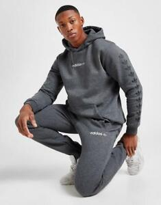 New adidas Originals Men's Repeat Trefoil Joggers from JD Outlet